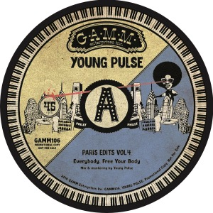 Young Pulse/PARIS EDITS VOL. 4 12""