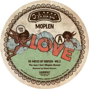 "Moplen/REMIXED BY MOPLEN VOL. 2 12"""
