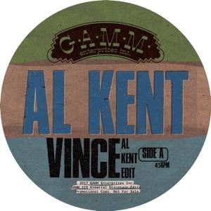 """Al Kent/VINCE & ESTHER 12"""""""