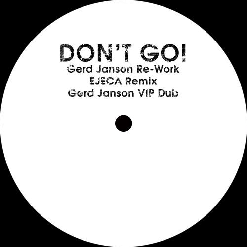 """Julie McDermott/DON'T GO-GERD JANSON 12"""""""
