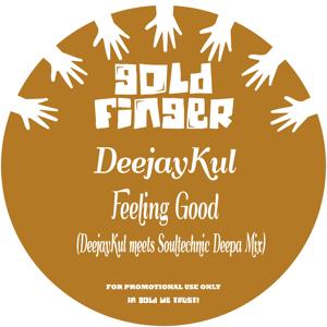 "DeejayKul/FEELING GOOD 12"""