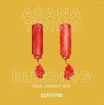"Adana Twins/BLEEDING (MARK E REMIX) 12"""