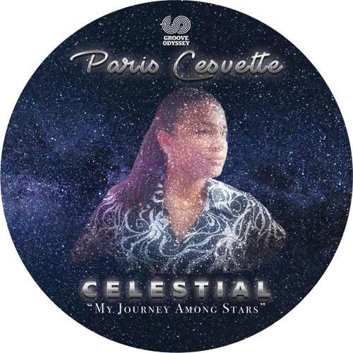 "Paris Cesvette/CELESTIAL ALBUM SMPLR 12"""
