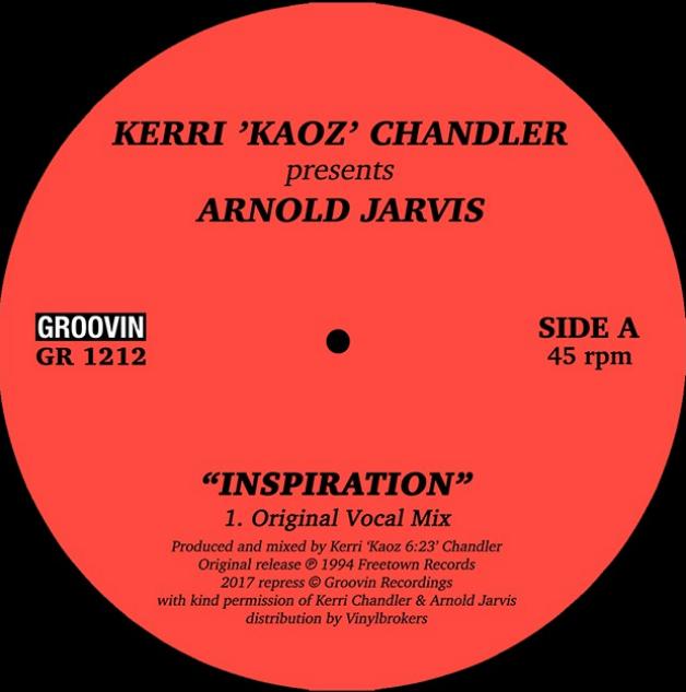 "Kerri Chandler/INSPIRATION 12"""