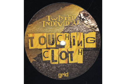 """Twisted Individual/TOUCHING CLOTH 12"""""""