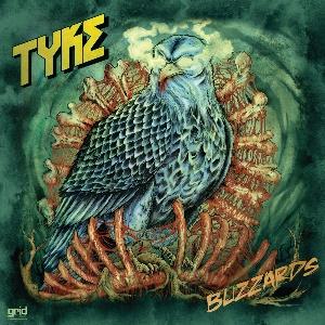 "Tyke/BUZZARDS 12"""