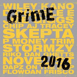 Various/GRIME 2016 DCD