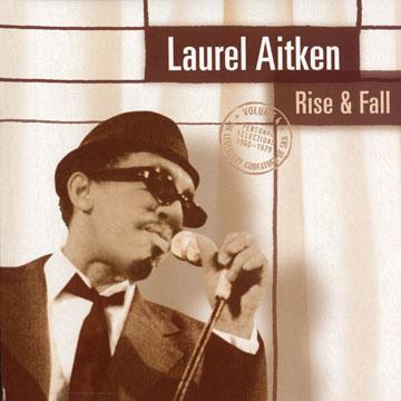 Laurel Aitken/RISE AND FALL  LP