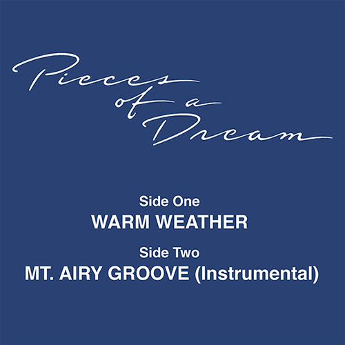 Pieces Of A Dream/WARM WEATHER 12""
