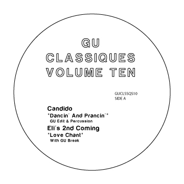"Glenn Underground/CLASSIQUES VOL. 10 12"""