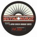 "Afro Disco Boogie Edits/EP VOLUME 2 12"""