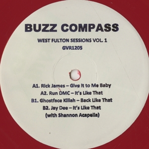 Buzz Compass/WEST FULTON SESSIONS #1 12""