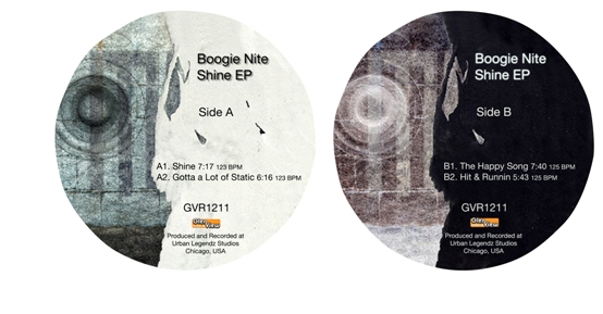 Boogie Nite/SHINE & FREE LTD COLOR D12""