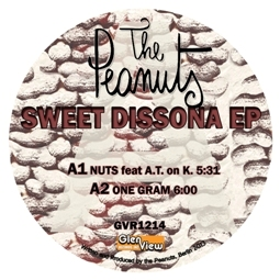 Peanuts, The/SWEET DISSONA EP 12""