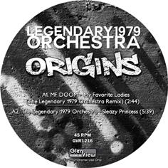 "Legendary 1979 Orch/ORIGINS 12"""