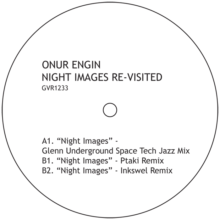 "Onur Engin/NIGHT IMAGES RE-VISITED 12"""