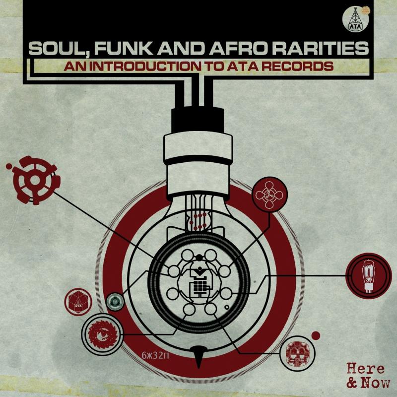 Various/FUNK, SOUL AND AFRO RARITIES CD
