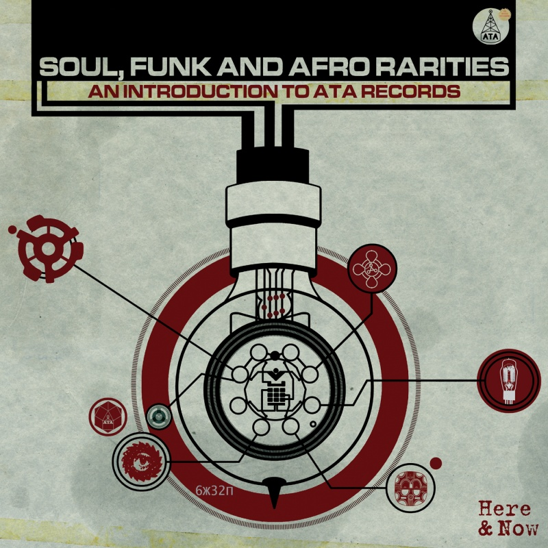 Various/FUNK, SOUL AND AFRO RARITIES LP