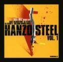 Hanzo Steel/KILL BILL MIXES VOL. 1 CD