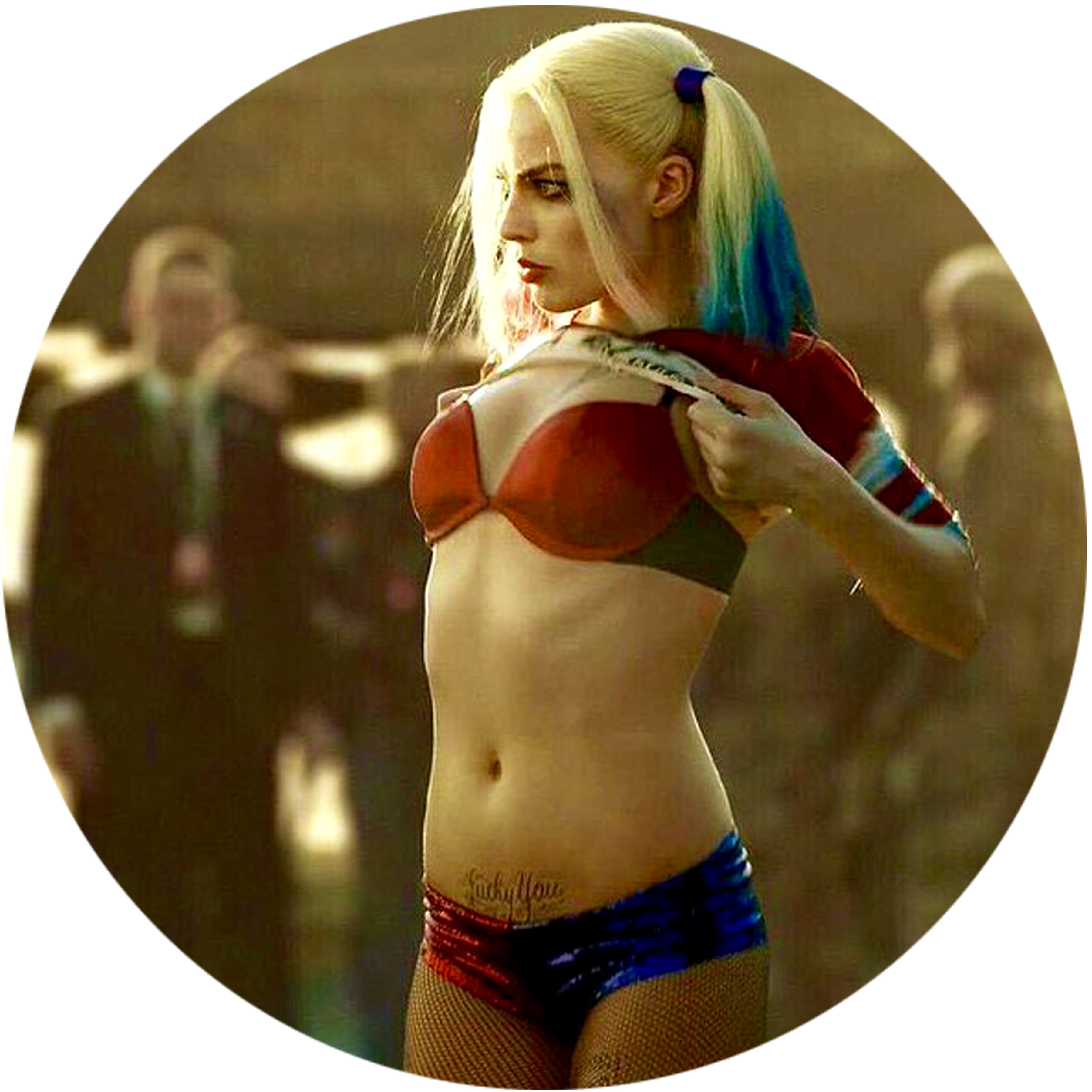 Harley Quinn/BODY SLIPMAT