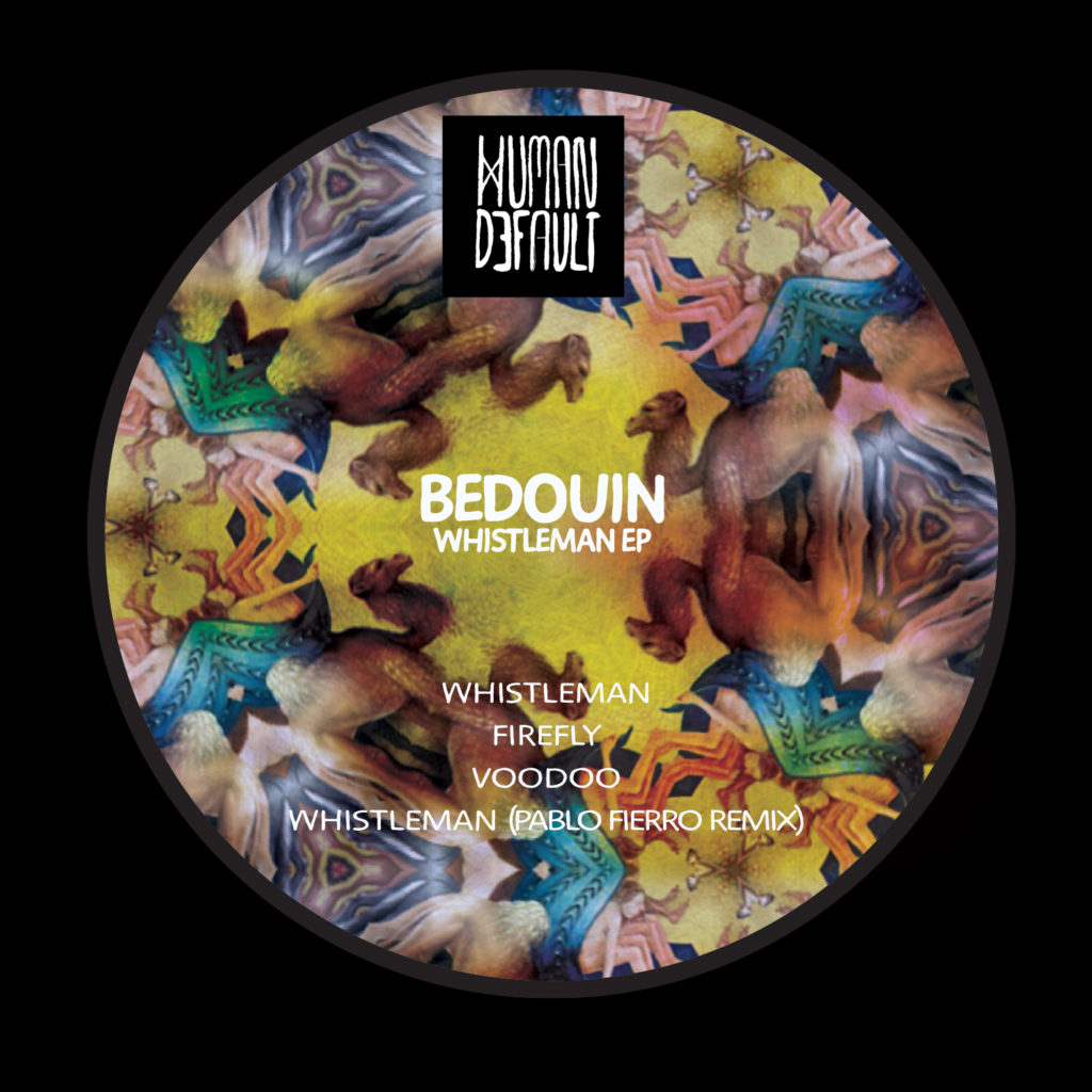 """Bedouin/WHISTLEMAN EP 12"""""""