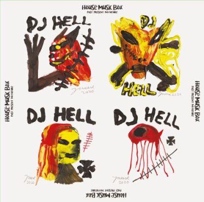 DJ Hell/HOUSE MUSIC BOX DLP