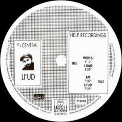 """DJ Central/LI'UD 12"""""""