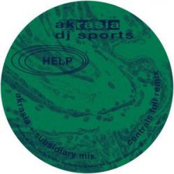 DJ Sports/AKRASIA 12""