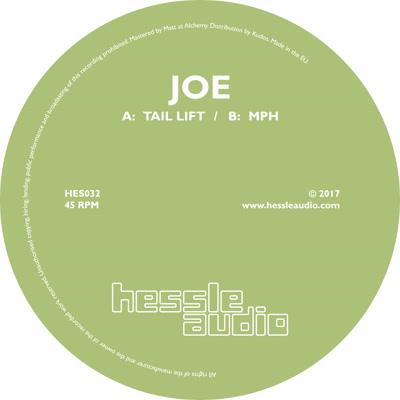 """Joe/TAIL LIFT 12"""""""