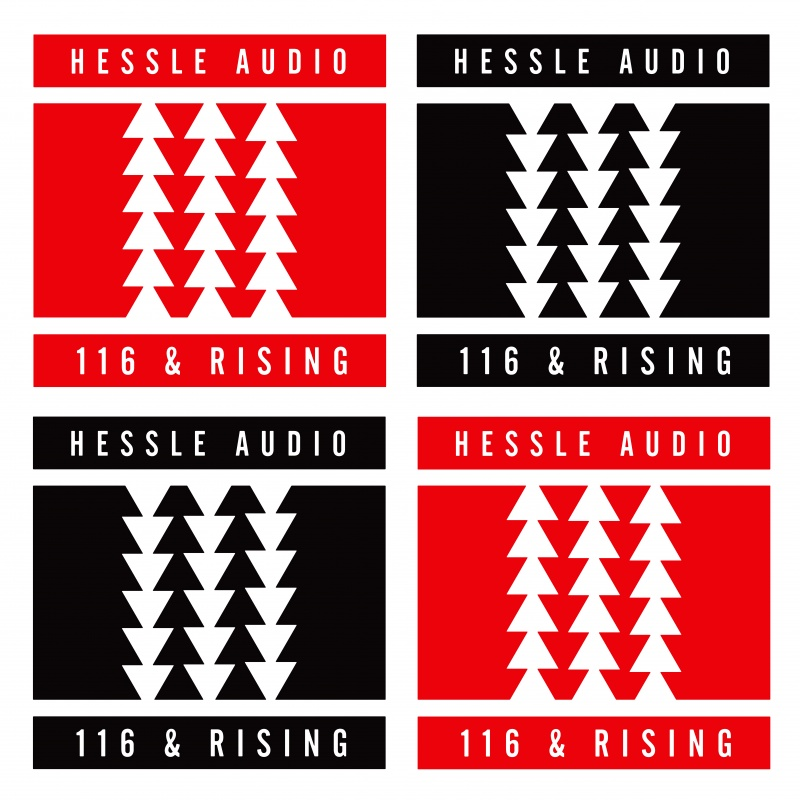 Various/HESSLE AUDIO: 116 & RISING DCD