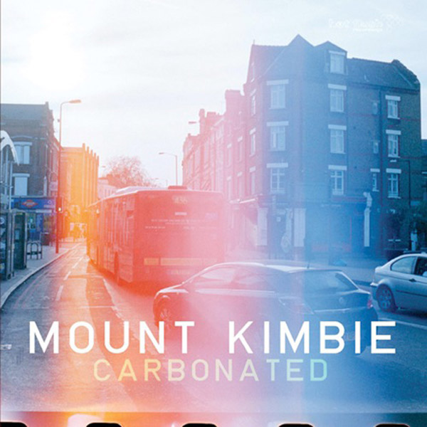 Mount Kimbie/CARBONATED (MINI-ALBUM) CD