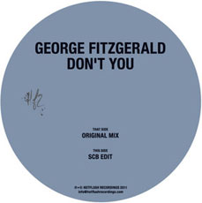 """George Fitzgerald/DON'T YOU 12"""""""