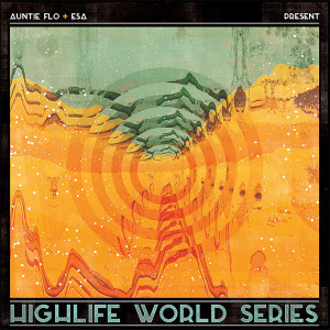 "Auntie Flo & Esa/WORLD SERIES-KENYA  12"""
