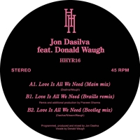 Jon Dasilva/LOVE IS ALL WE NEED 12""