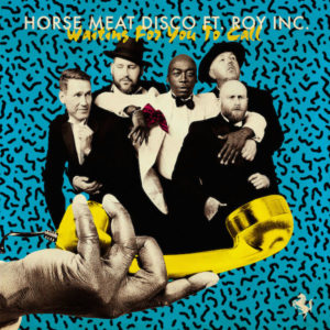 Horse Meat Disco/WAITING FOR YOU... 12""