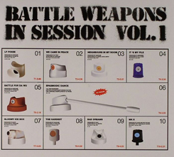 Various/BATTLE WEAPONS IN SESSION #1 CD