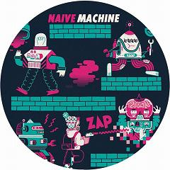 Naive Machine/ROBOT RAMIFICATION 12""