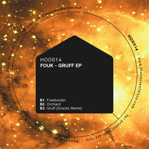 "Fouk/GRUFF EP 12"""