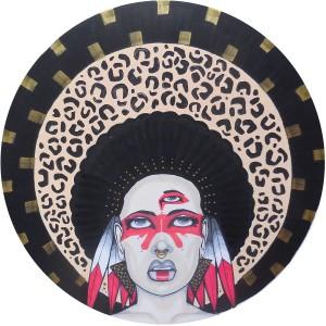 "Davina Moss/JUNGLE CHIC EP 12"""