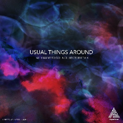 """Usual Things Around/ALL I WANT TO DO 12"""""""