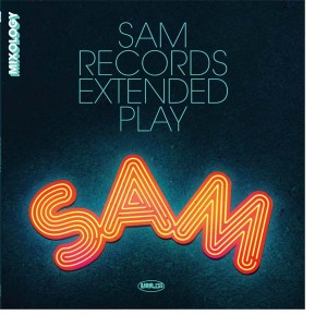 """Various/SAM RECORDS EXTENDED PLAY 3 12"""""""