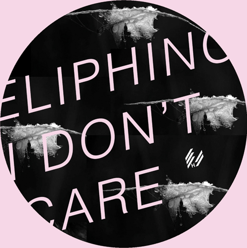 Eliphino/I DON'T CARE 12""