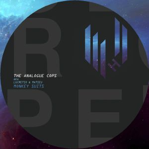 Analogue Cops/MONKEY SUITS EP 12""