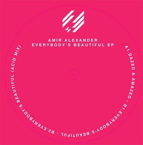 "Amir Alexander/EVERYBODY'S BEAUTIFUL 12"""