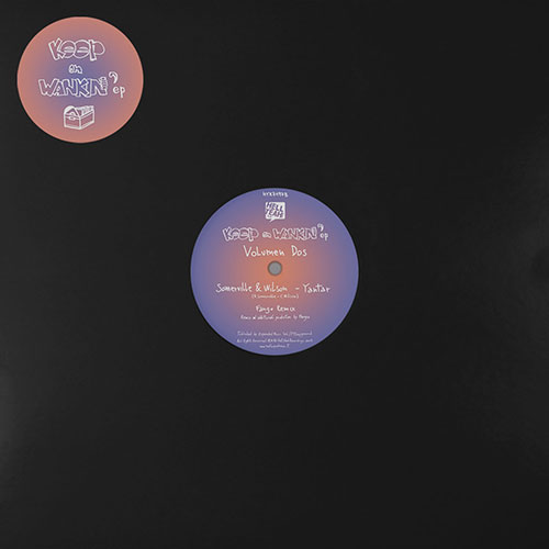 Various/KEEP ON WANKIN': VOLUMEN DOS 12""