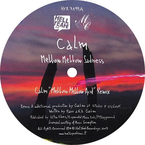 Calm/BY YOUR SIDE REMIXES PT 1 12""
