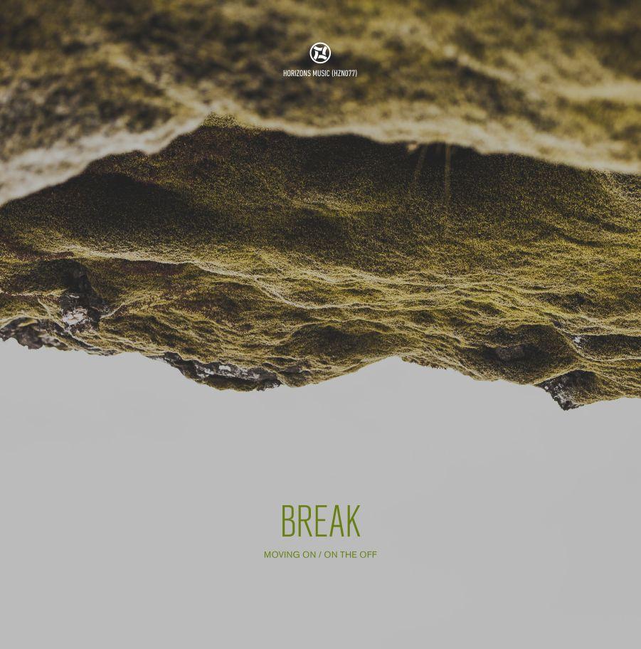 "Break/MOVING ON 12"""