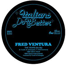 """Fred Ventura/THE YEARS 12"""""""