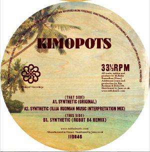 "Kimopots/SYNTHETIC (ILIJA RUDMAN RX) 12"""