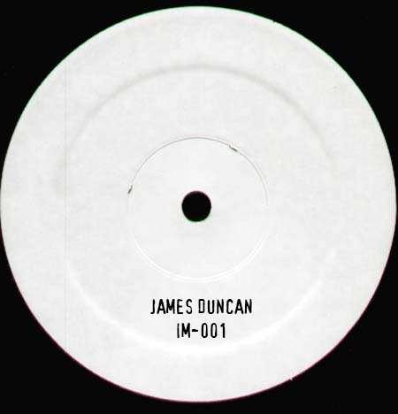 "James Duncan/INNERMOODS #1 12"""